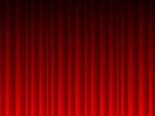 Red curtain png red curtain vector png red